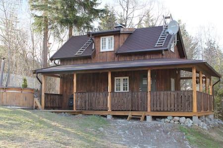 Sauna cottage 1000 NOK per night - Cabin