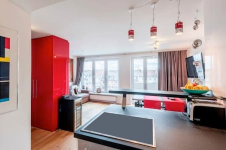Designer apartment in the heart of Munich - München