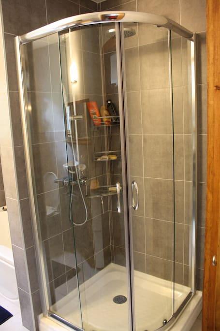 La salle de bain (espace privé)