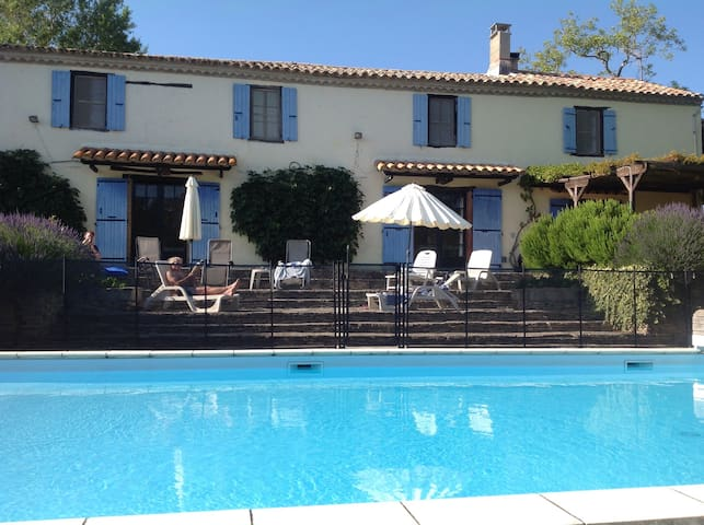 Stunning Farmhouse nr. Carcassonne - Fanjeaux - House