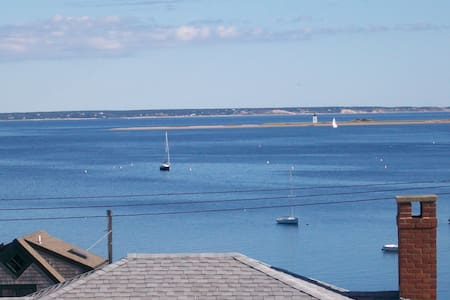 Spectacular Waterview Penthouse - Provincetown - Departamento