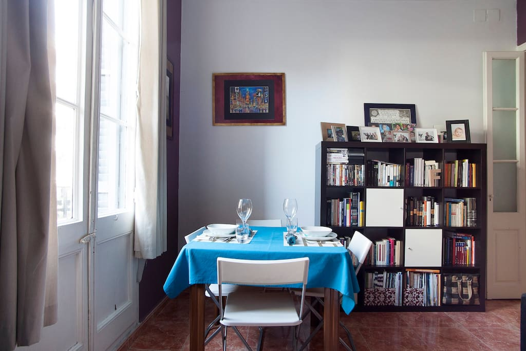 Quiet room in Eixample/Sant Antoni