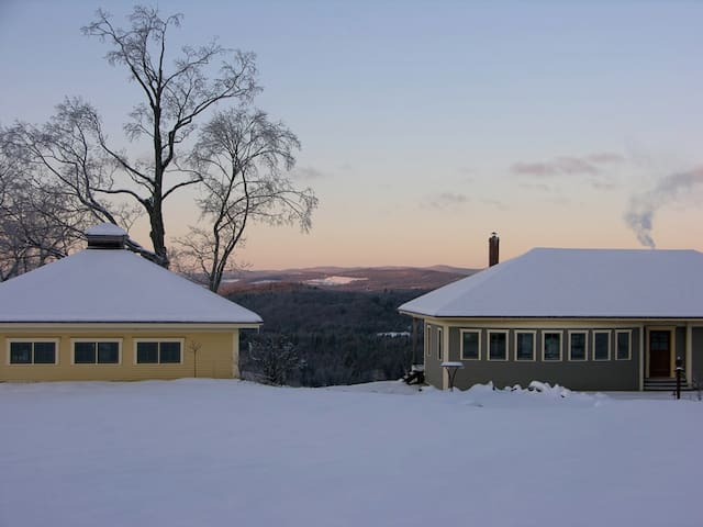 Vermont's Most Beautiful Location ! - East Burke - Wohnung