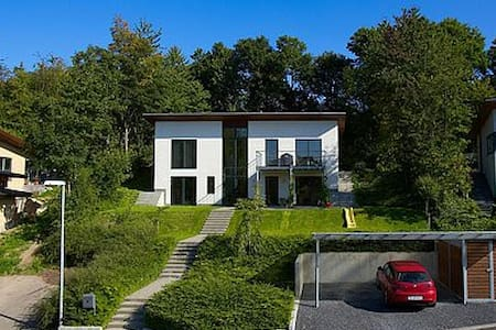 Very modern house in great nature - Brabrand - 別墅