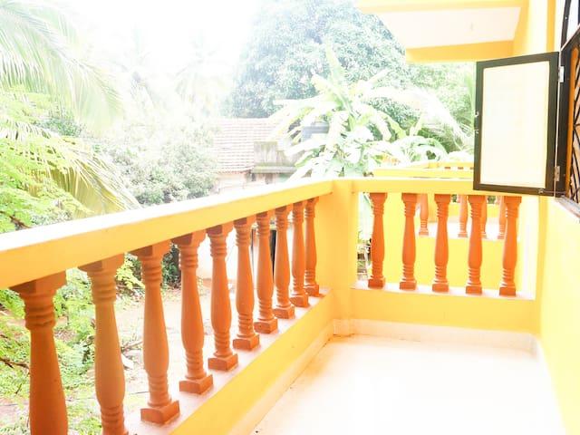 Casa Valfa - 2 BHK Apt. First Flr - Bardez - Apartemen