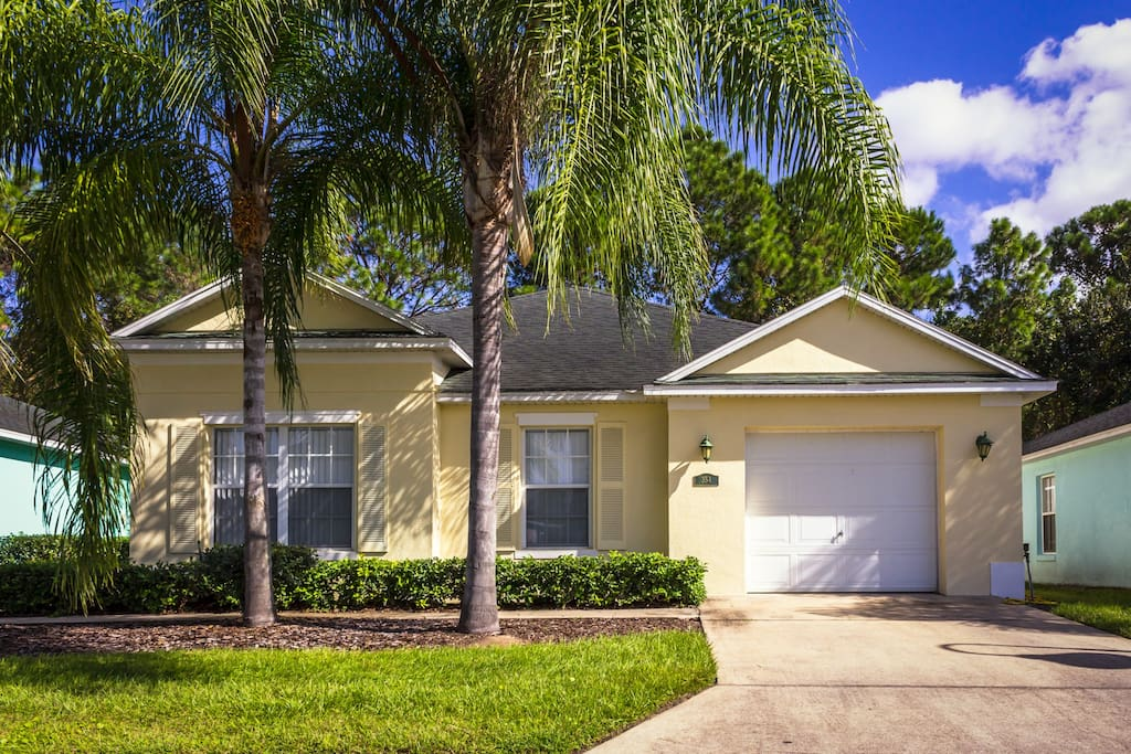 Great 4bedroom Villa Near Disney Houses For Rent In