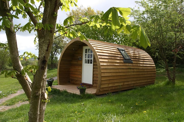Luxury Glamping Pod - Silver Birch