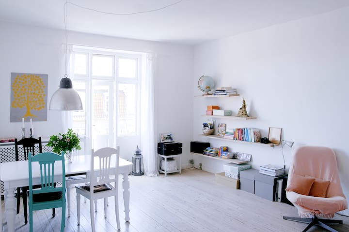 Beautiful copenhagen home - Kopenhagen - Wohnung