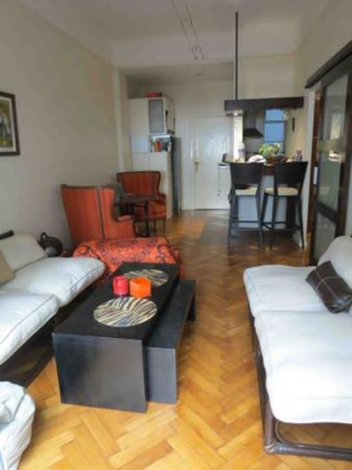 Charming appart. in safe RECOLETA