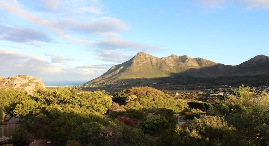 Beautiful apartment with pool & spectacular views. - Cape Town - Apartment