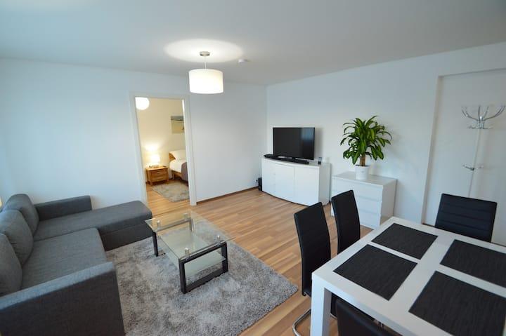 Cozy 2-room apartment close to City Center
