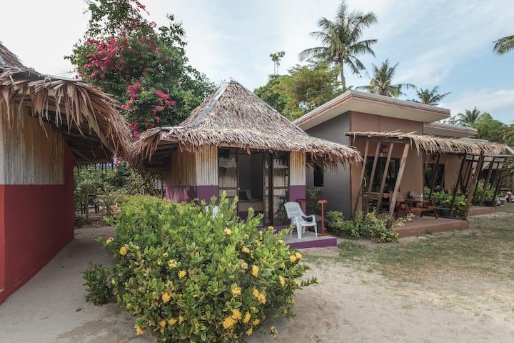 Fan Bungalow, Sabaii Bay, Koh Phangan
