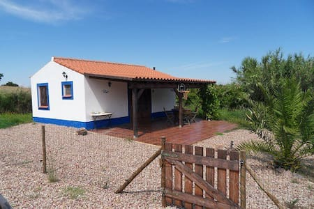 Casita Oliva, cottage with pool. - São Luís, Odemira