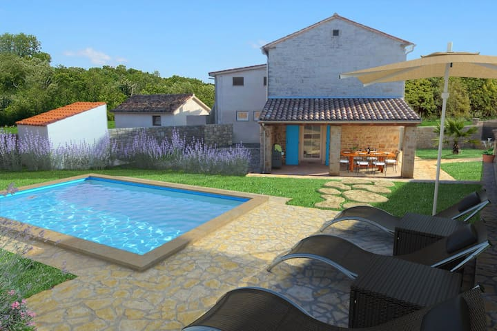 Villa Sasso - Rajki - บ้าน