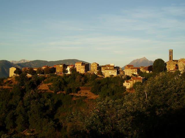 Renting seasonal near Corte Corsica - Piedicorte-di-Gaggio - House