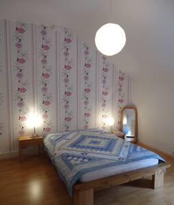 Cozy room in picturesque village. - Bed & Breakfast