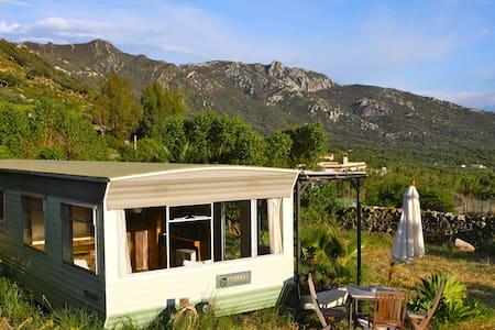 Cosy Trailer near Tarifa - Spain - Facinas