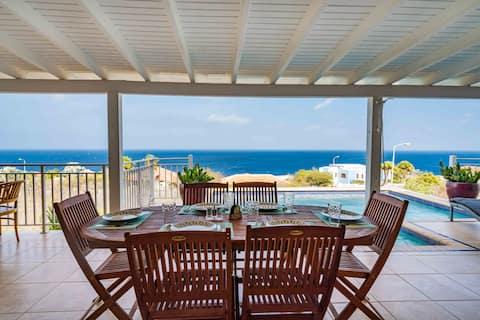 Serenity Pool View Villa @ Coral Estates - NEW