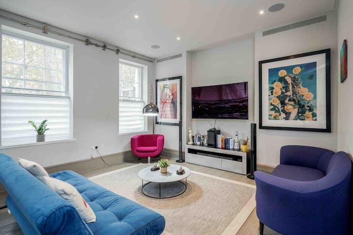 ✪ NEW! 2BR/2BA in Soho ✪ V-tour 360 at request!!!
