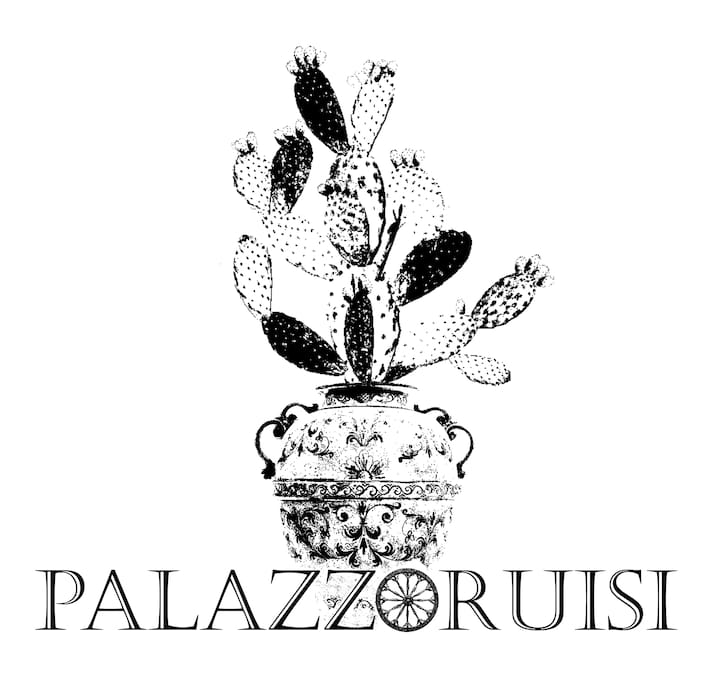 Logo del Palazzo Ruisi