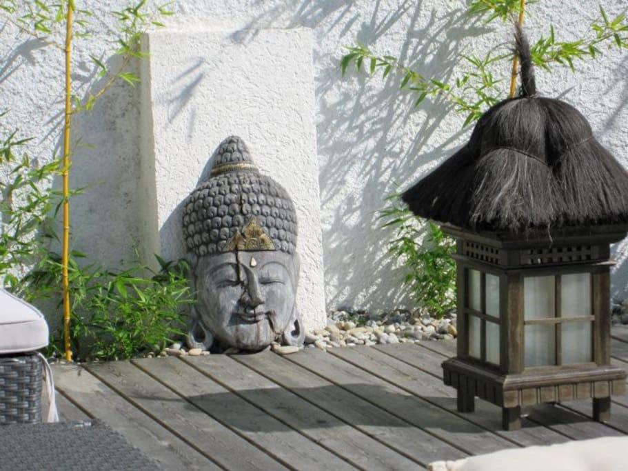 Zen Terrace - relax