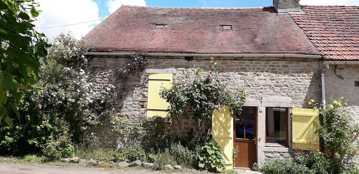 """Gîte """"The Yellow Shutters"""""""