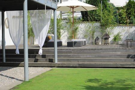 Asian Oasis - Lakeview Zurich - Herrliberg - Rumah