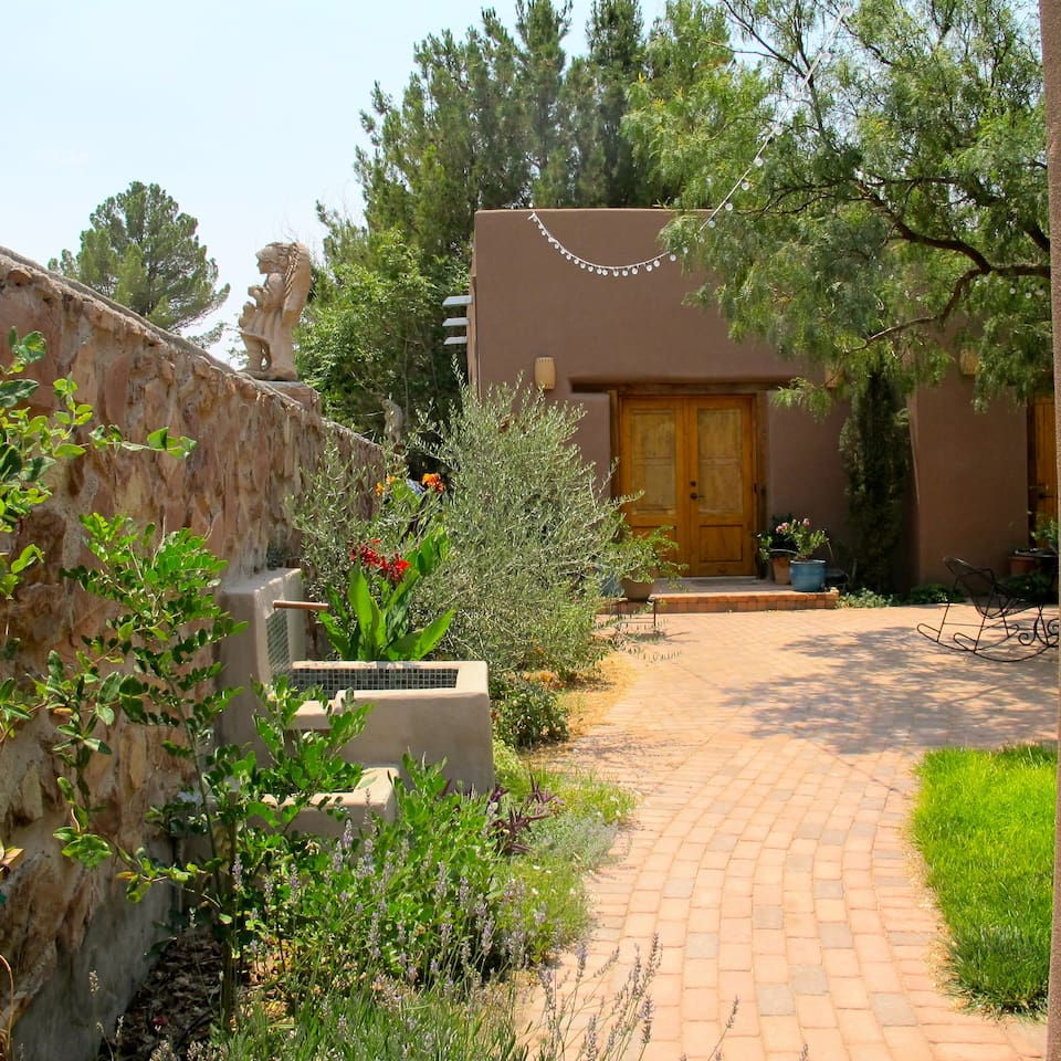 charming adobe casita near plaza houses for rent in mesilla new