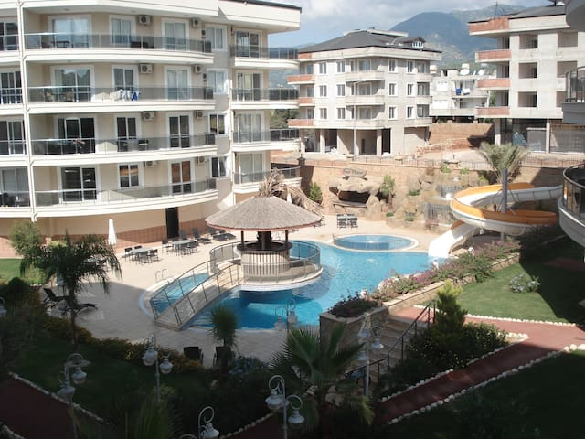 Relaxing Alanya holiday near beach - Alanya - Apartment