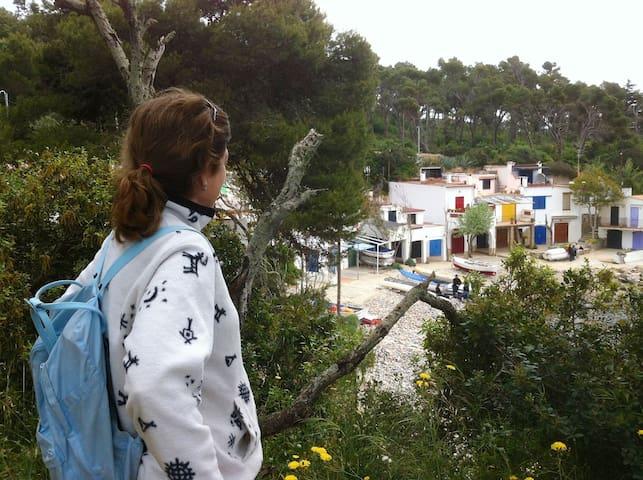 Nice places to visit near Tamariu 'Cala s'Alguer'