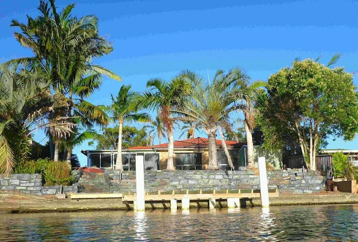 House on the water - FORSTER - Forster - Casa