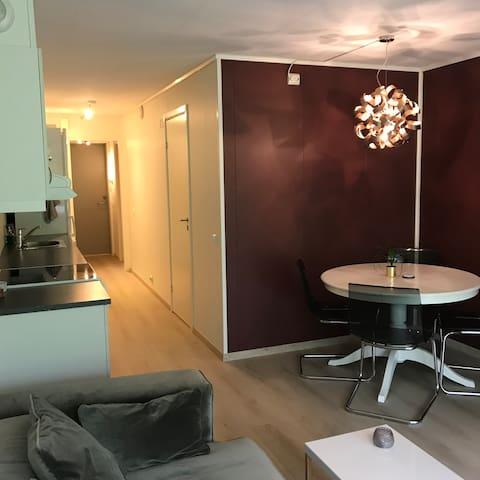 La Casa de Jimena Lei en ny oppusset leilighet!