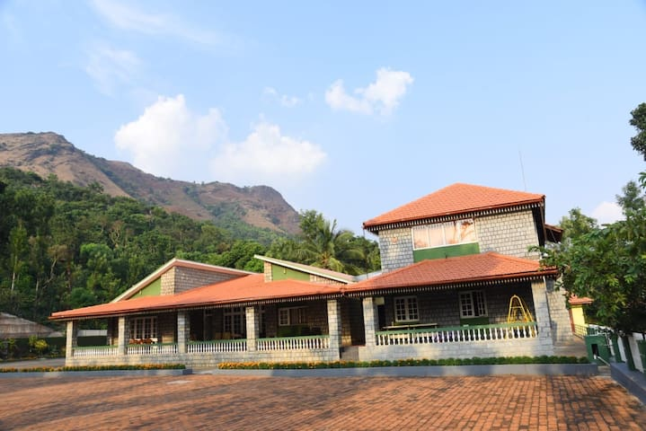 Foothills Homestay Chikmagalur