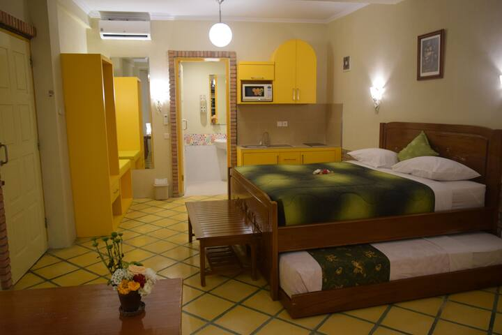 Family Studio Suite Room