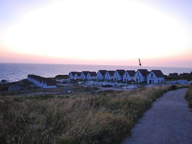 Ravissante villa avec vue panoramique sur mer ! - Équihen-Plage - Casa