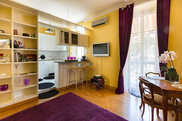 Apartment Duke's - Ponte Milvio Roma