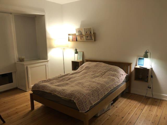 Lækker 2-værelses lejlighed i Aalborg Centrum