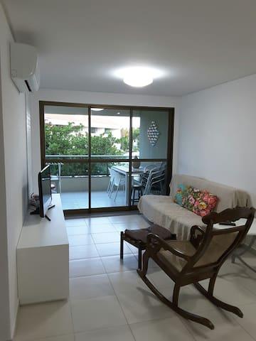 Praia dos Carneiros Flat 2 quartos - Rio Formoso - Apartament