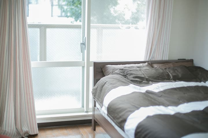 【New opening】 5 mins walk from Subway station