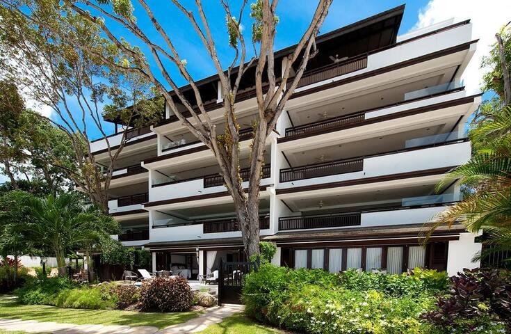 Paynes Apartment at Saint James