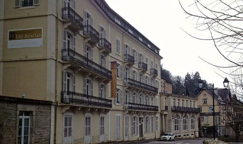 Plombieres les Bains, Beau studio tout équipé. - Plombières-les-Bains