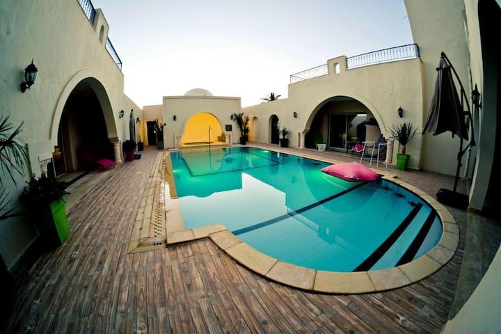 Rêve et évasion à Djerba - Djerba Midun - Holiday home