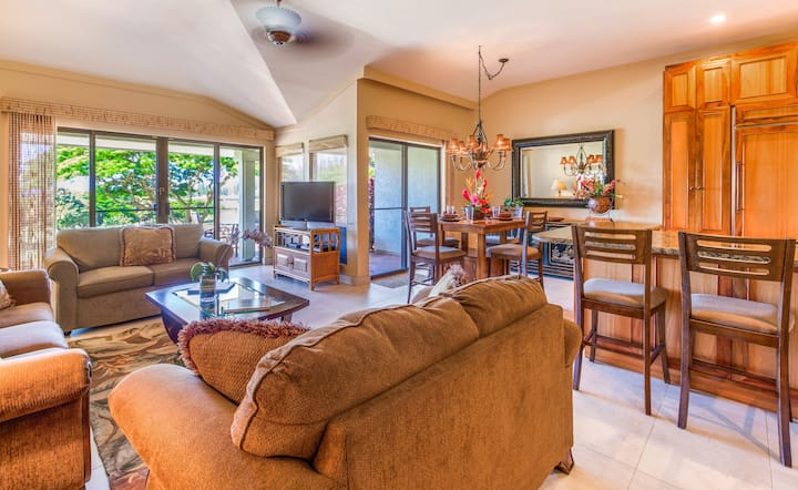 Luxury Kapalua Golf Villa 16P1/2