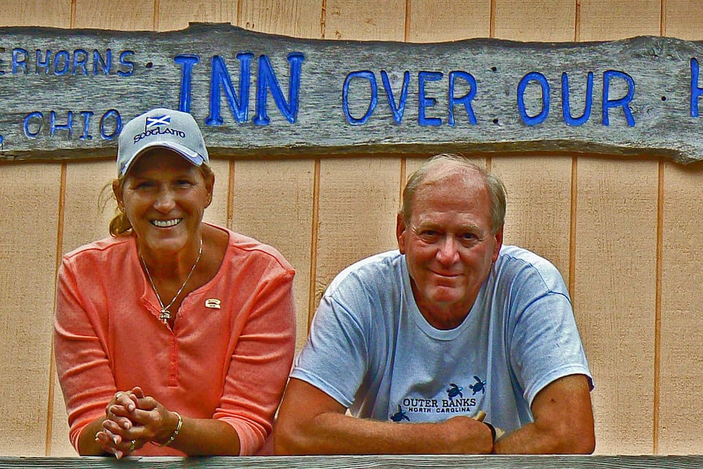 Nancy and Scott Owners