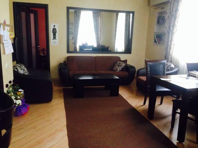 Enjoy the cozy flat with traveler - Batum