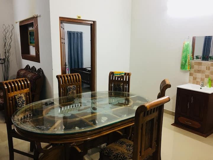 Spacious & Budget rate 4BHK Villa in munnar