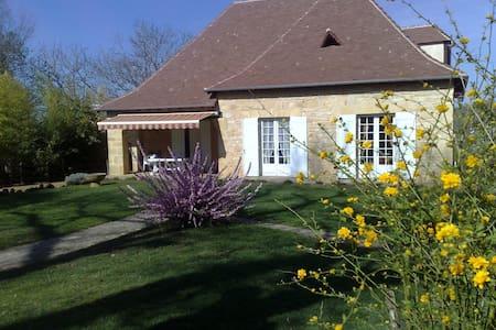 Chambre double Louis XIII - Saint-Avit-Sénieur - ที่พักพร้อมอาหารเช้า