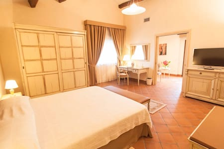 Tenuta Ciminata Greco - Superior Suite - Rossano Stazione - ที่พักพร้อมอาหารเช้า
