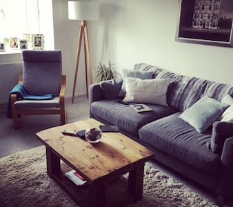 2 bed flat near Hitchin station & town - Hitchin - Lakás