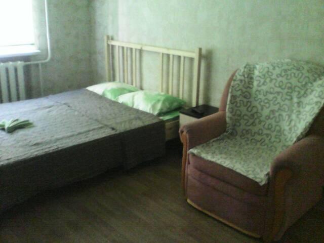 Рядом с трассой М4 уютная квартира